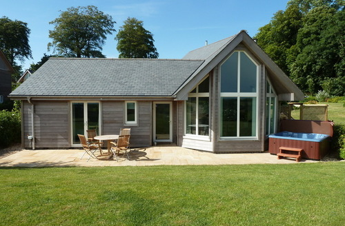 Snaptrip - Last minute cottages - Gorgeous Paignton Lodge S6882 - Kittwhistle Lodge