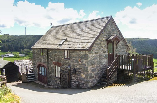 Snaptrip - Last minute cottages - Adorable Corwen Cottage S6908 -