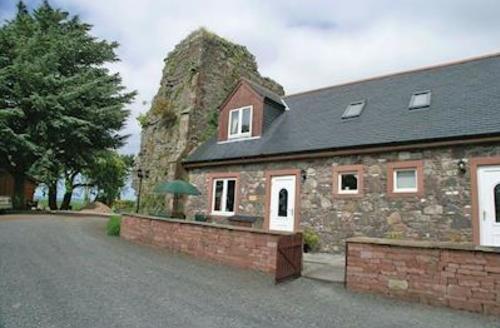 Snaptrip - Last minute cottages - Charming Mouswald Lodge S56764 - Glen Cottage