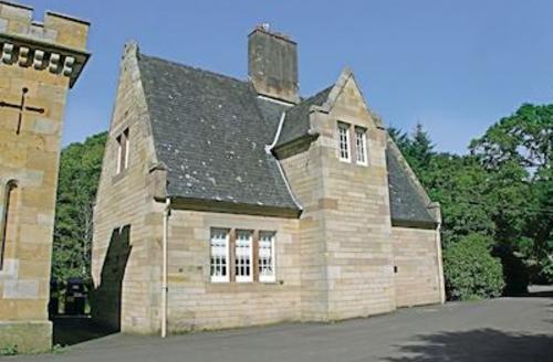Snaptrip - Last minute cottages - Stunning Kirkmichael Lodge S57122 - Gardener's Cottage