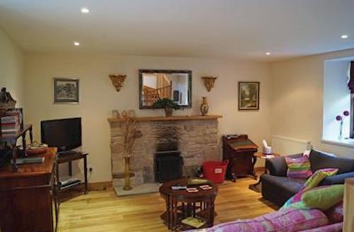 Snaptrip - Last minute cottages - Cosy Kirkmichael Lodge S57128 - Burnside Cottage