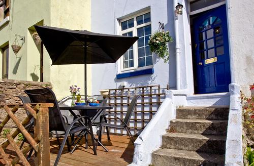Snaptrip - Last minute cottages - Gorgeous Brixham Cottage S912 -