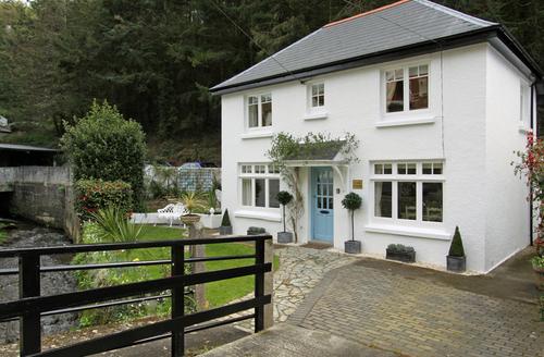 Snaptrip - Last minute cottages - Exquisite Looe Maison S967 -