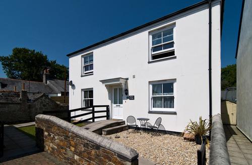 Snaptrip - Last minute cottages - Delightful Saint Austell Cottage S963 -