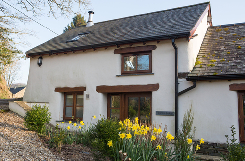 Snaptrip - Last minute cottages - Excellent Chulmleigh Barn S981 -