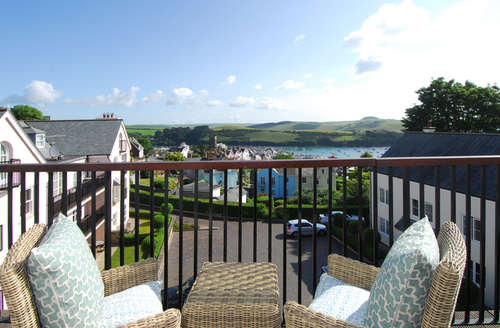 Snaptrip - Last minute cottages - Lovely Salcombe Rental S1092 -