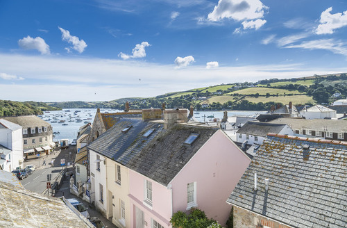 Snaptrip - Last minute cottages - Excellent Salcombe Cottage S1096 -