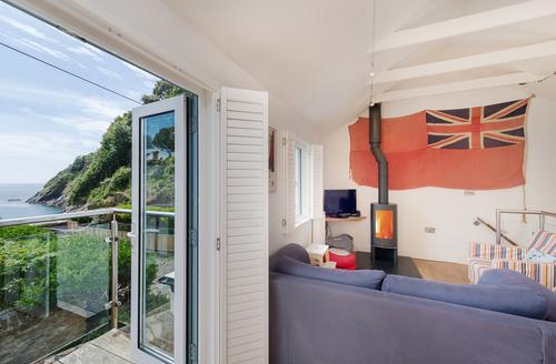 Snaptrip - Last minute cottages - Quaint Fowey Rental S1143 -