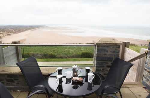 Snaptrip - Last minute cottages - Cosy Braunton Point S1168 -