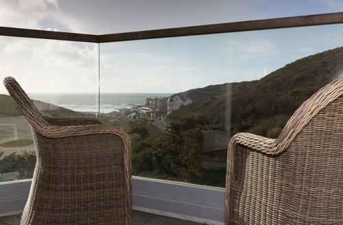 Snaptrip - Last minute cottages - Adorable Newquay Whitehouse S1266 -