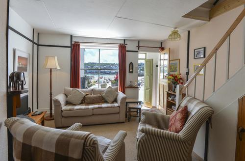 Snaptrip - Last minute cottages - Superb Saint Ives Cottage S1443 -