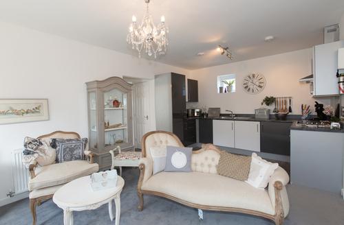 Snaptrip - Last minute cottages - Cosy Saint Austell Rental S1538 -