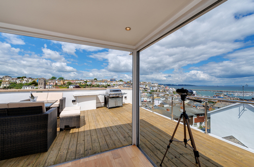 Snaptrip - Last minute cottages - Delightful Brixham Anzac S1751 -