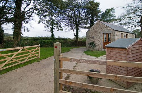 Snaptrip - Last minute cottages - Inviting Bodmin Barn S1783 -