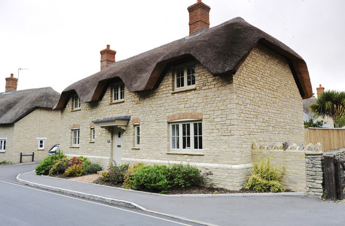Snaptrip - Last minute cottages - Tasteful Wareham House S1855 -