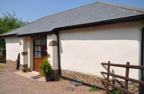 Snaptrip - Last minute cottages - Lovely South Molton Barn S7662 -