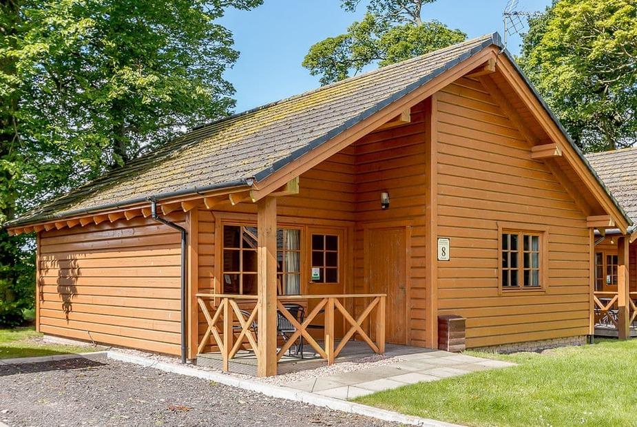Lawrie Lodge Lawrie Lodge   St Andrews Forest Lodges, Kincaple, St Andrews