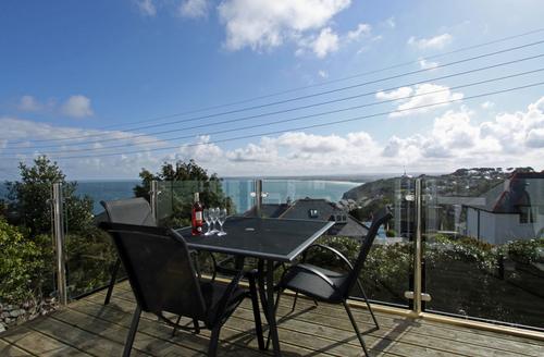 Snaptrip - Last minute cottages - Attractive Carbis Bay Cottage S9502 -