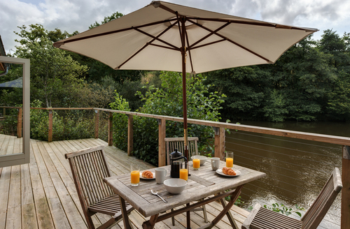 Snaptrip - Last minute cottages - Charming Cornwall Lodge S9616 -
