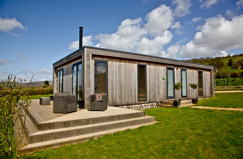 Snaptrip - Last minute cottages - Attractive Rodney Stoke Lodge S9716 -