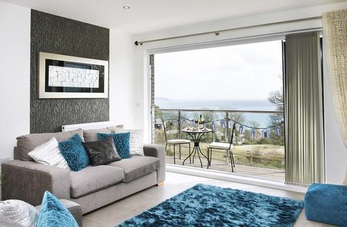 Snaptrip - Last minute cottages - Wonderful Porthpean Rental S25862 -