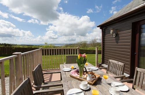 Snaptrip - Last minute cottages - Superb Tywardreath Lodge S37518 -