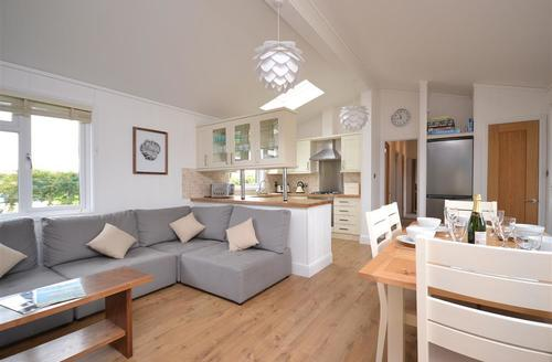 Snaptrip - Last minute cottages - Cosy South Devon Salcombe Lodge S58284 - 4 Salcombe retreat 055_R