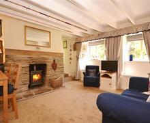 Snaptrip - Last minute cottages - Quaint South Devon Kingston Cottage S58396 - Emily living room2