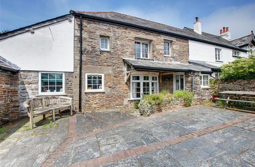Snaptrip - Last minute cottages - Excellent Camelford Cottage S42718 - External - View 1