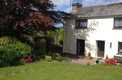 Snaptrip - Last minute cottages - Tasteful Camelford Cottage S59060 -