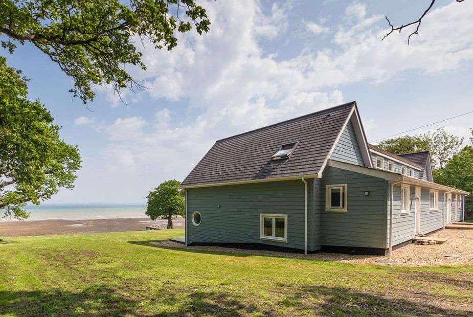 House On The Beach Exterior | House On The Beach, Fishbourne