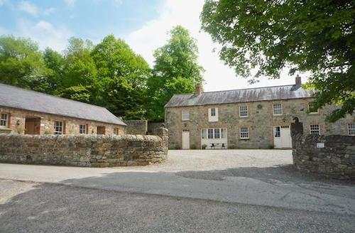 Snaptrip - Last minute cottages - Excellent Enniskillen Lodge S60582 -