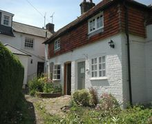 Snaptrip - Last minute cottages - Superb Steyning Cottage S60708 - Mill Cottage is the left of the pair of cottages