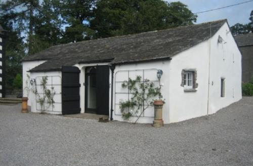 Snaptrip - Last minute cottages - Inviting Cockermouth Barn S803 - Shatton Lodge, Self catering holiday cottage sleeping 2, External, Lakes Cottage Holidays