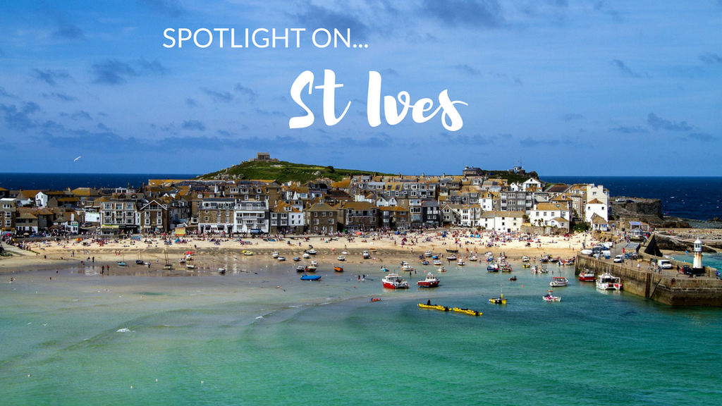 Spotlight on… St Ives