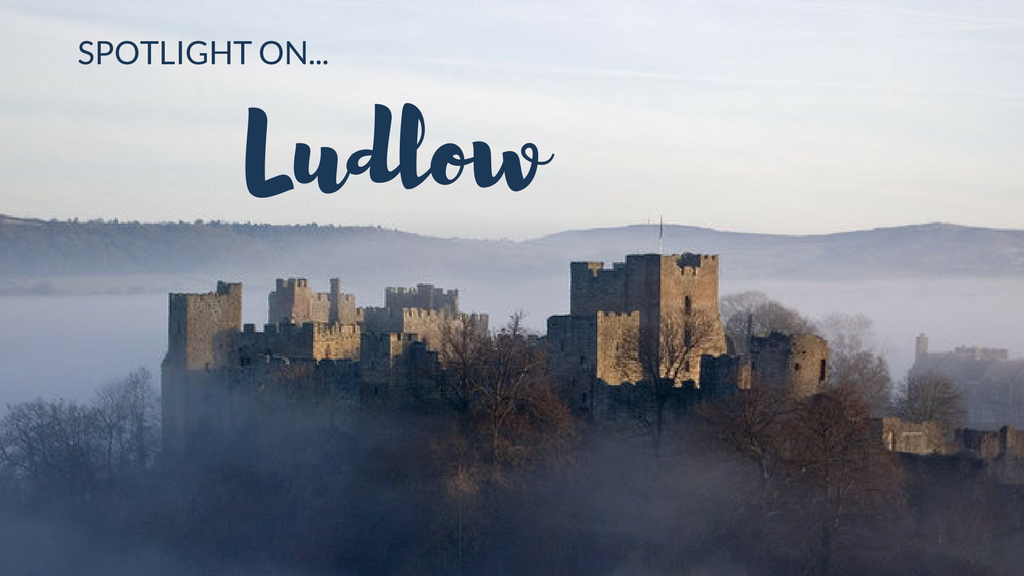 Spotlight on… Ludlow