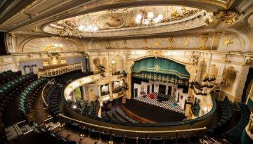 See a show at the Buxton Opera Area, one of the best things to do in Buxton
