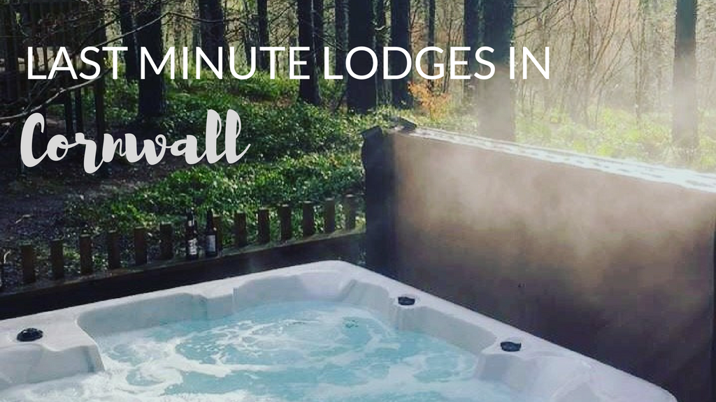 Last Minute Lodges in Cornwall