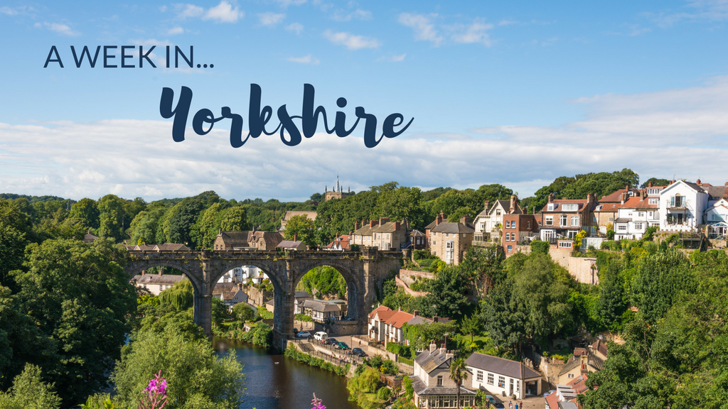 A Week in Yorkshire