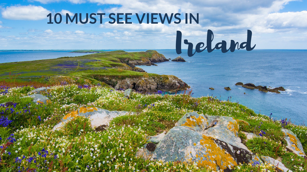10 Must-see Views in Ireland