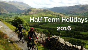 Half Term Holidays UK 2016