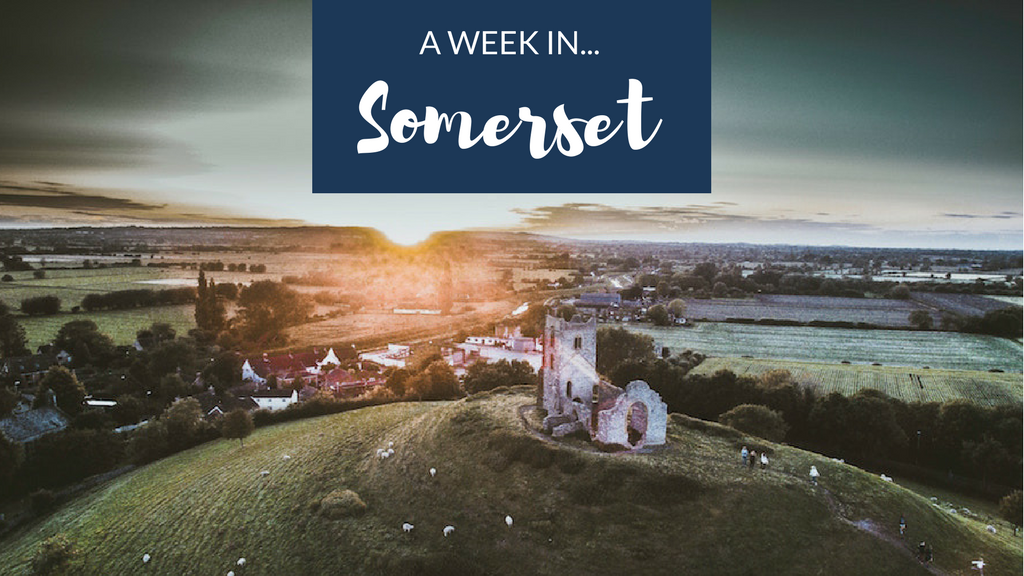 A Week in Somerset