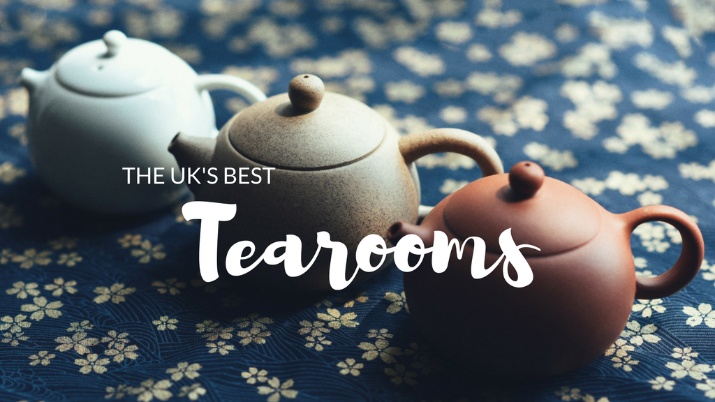 The Best Tearooms in the UK