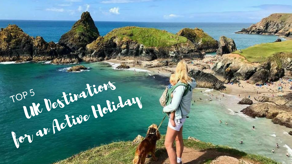 Top 5 UK Destinations for an Active Holiday