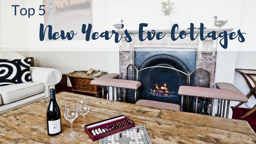 Top 5 New Year's Eve cottages