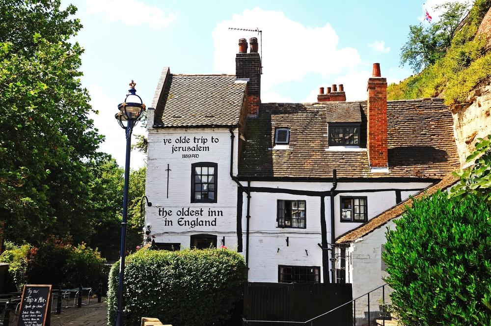 ye old inn pub