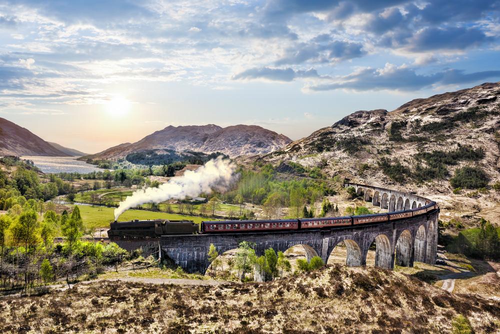 scotland-steam-jounrey