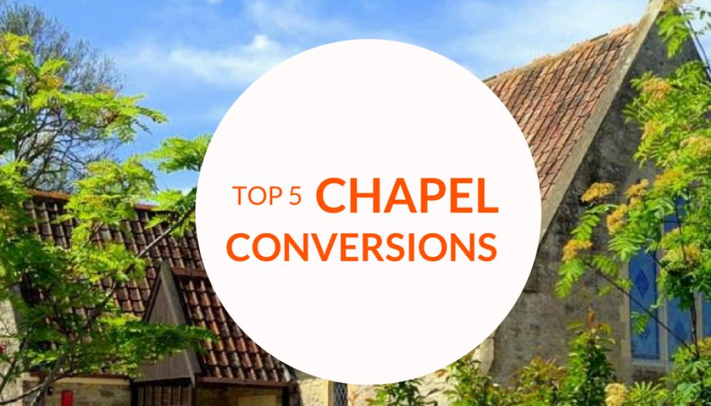 Top 5 Chapel Conversion Cottages Snaptrip