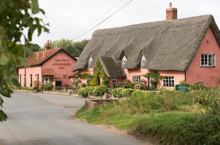 Grade II listed cottages