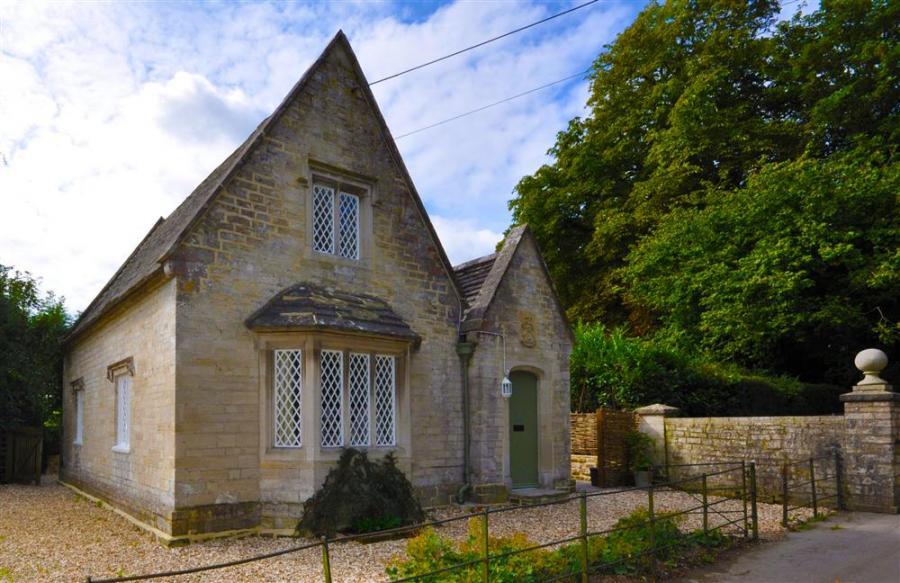 Grade II listed cottage